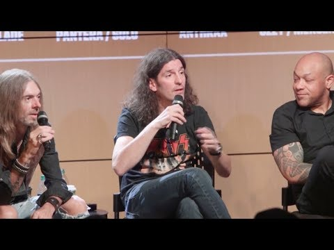 'Surviving the Music Industry' with Rex Brown, Frank Bello, Howard Jones + Alex Skolnick