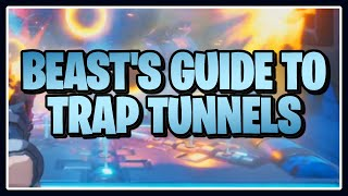 BEAST TRAP TUNNELS in Fortnite Save the World!