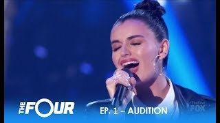 Rebecca Black: She Is Back And Has a MESSAGE To The HATERS - 'Bye, Bye, Bye'! | S2E1 | The Four