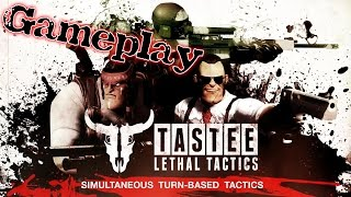 TASTEE: Lethal Tactics (HD) PC Gameplay