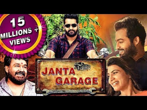 Janta Garage Full Hindi Dubbed Movie 2017