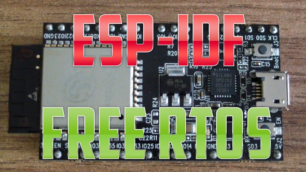 Primeros pasos con los ESP32 y el Framework oficial ESP-IDF