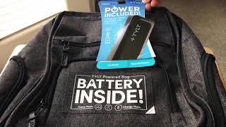 TYLT Traveler Power Bag 5,200 mAh Battery Overview