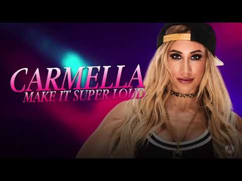 Carmella - Make It Super Loud (Intro Cut) (Official SDL Dance Break Theme)