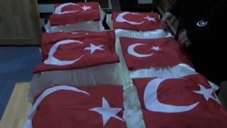 Mehmetçik Üşümesin Diye Afrin'e İçlik Yolladılar