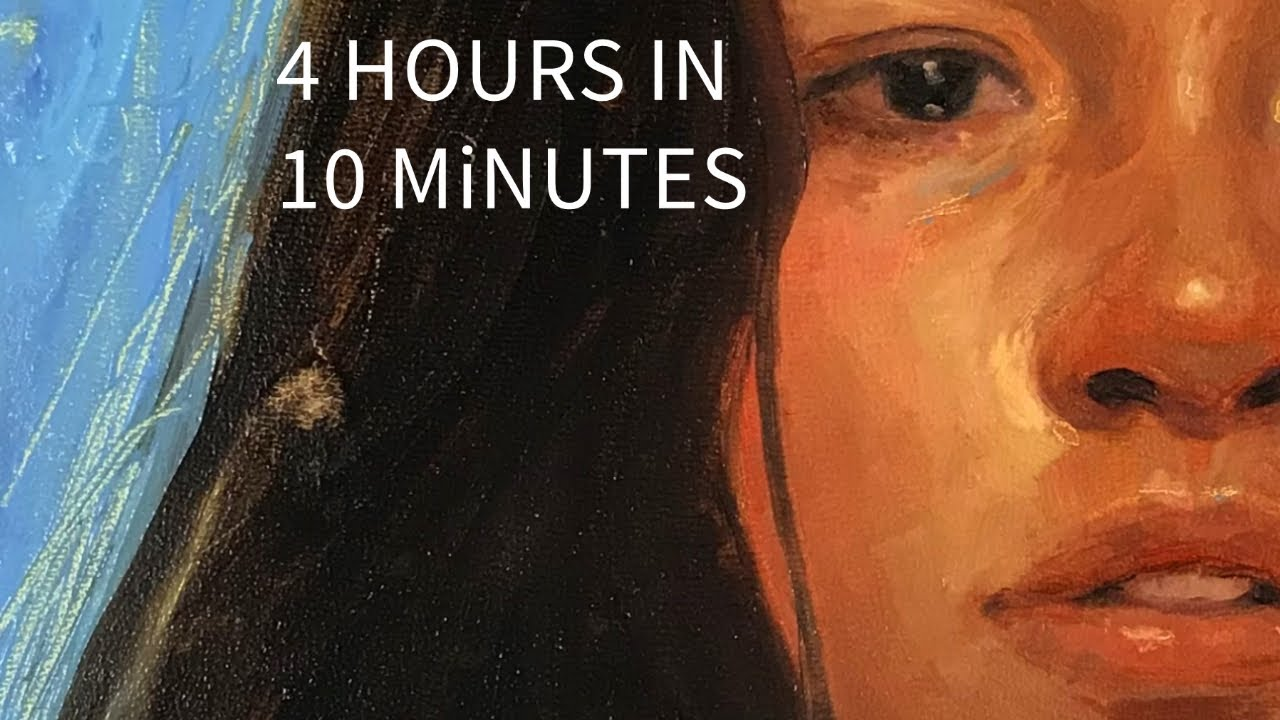 """OIL PAINTING TIMELAPSE 