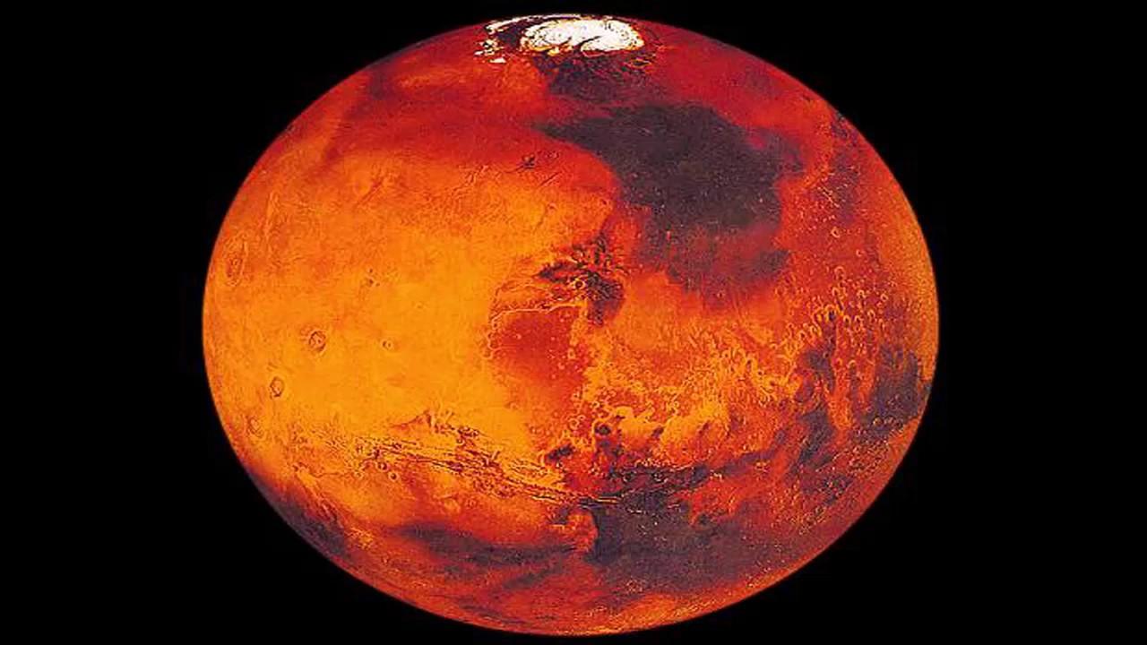 Ghi âm động đất trên sao Hỏa