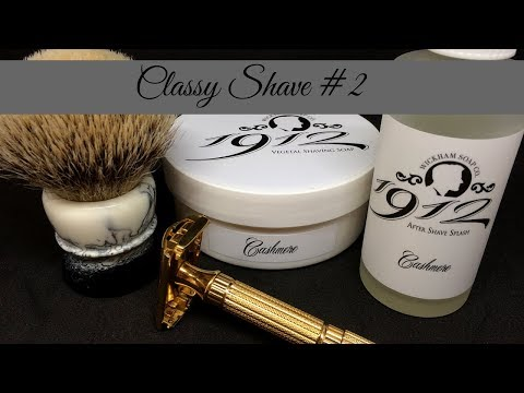 Classy Shave #2