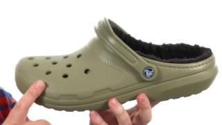 Crocs Classic Lined Pattern Clog Sku:8729145