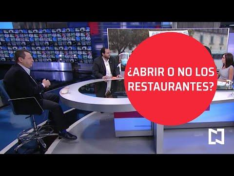 Entrevista I Restauranteros exigen que se les permita abrir sus negocios durante pandemia -Despierta