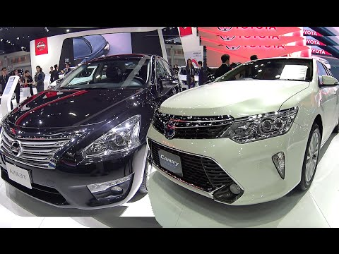 2016 2017 Toyota Camry 2 0 G D 45 Extremo Vs Nissan Teana Sentra You