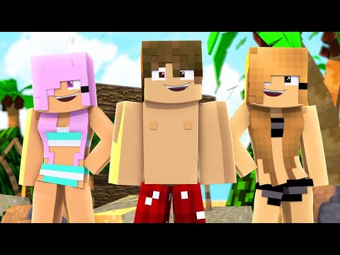 COLLEGE POOL PARTY! - Parkside University EP12 - Minecraft Roleplay