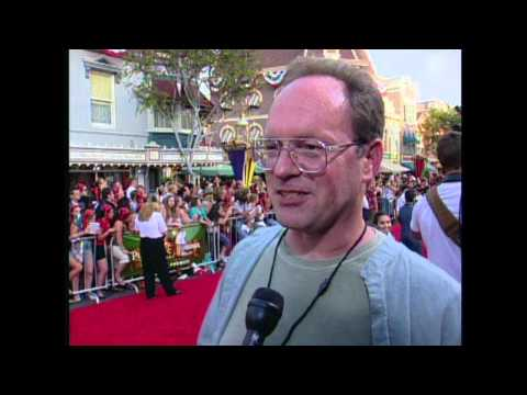 Pirates of the Caribbean: Dead Man's Chest: Premiere Ted Elliott Interview