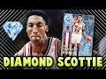 NBA 2K18 DIAMOND 97 OVERALL SCOTTIE PIPPEN STATS     DIAMOND COLLECTION REWARD IN NBA 2K18 MyTEAM