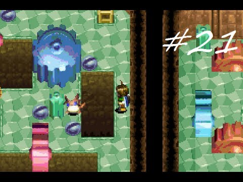 Let's Play Golden Sun: The Lost Age #21 - Gabomba Statue