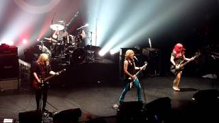 L7 - Monster / Scrap / Fuel My Fire (Paris, 17 June 2015)