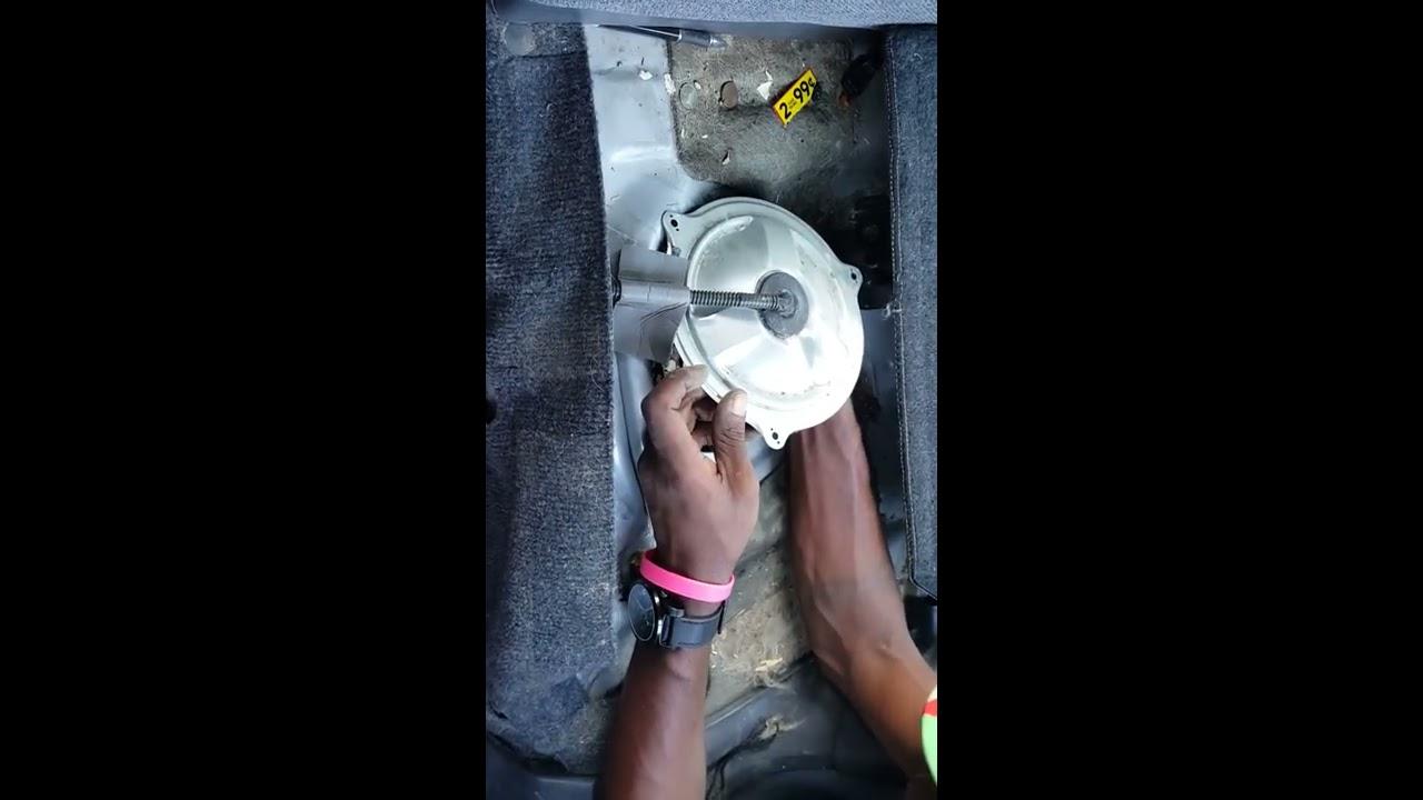 2001 honda crv fuel pump replacement  [ 1280 x 720 Pixel ]