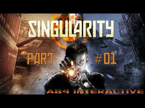 Singularity - Part 01