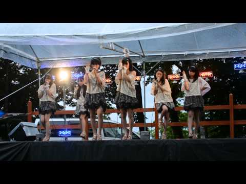 2013-07-28 支笏湖湖水まつり 小娘