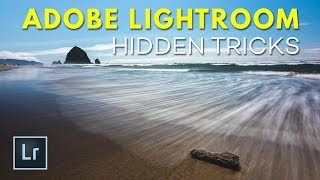 Adobe Lightroom: My Favorite Hidden Tools