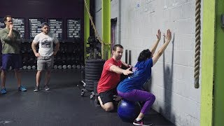 An Immature Squat: Achieving the Best Position Possible