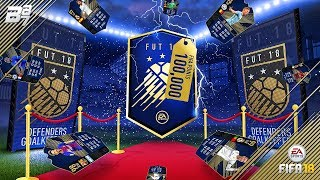 MY FINAL TEAM OF THE YEAR PACKS! | FIFA 18 ULTIMATE TEAM PACK OPENING