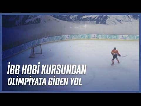 İstanbul Büyükşehir Belediyesi Hobi Kurslarından Olimpiyat'a Giden Yol