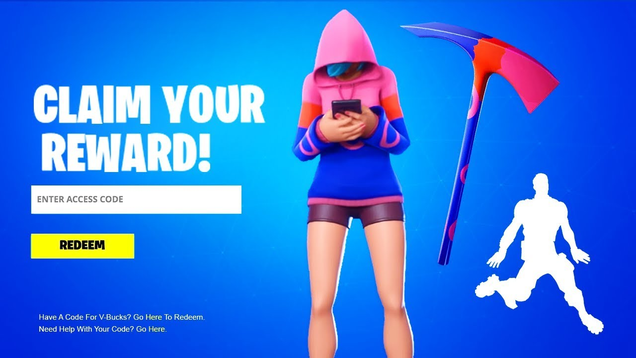 PLAY FORTNITE MOBILE? CLAIM THIS SKIN! (How to Get Iris ...