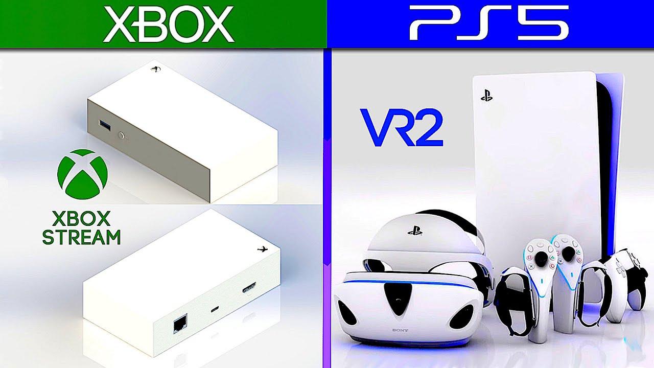 NUEVA CONSOLA XBOX Stream Box? |  PS VR 2  SPECS  filtradas |  Xbox Series X - Ps5  |  Notigamer