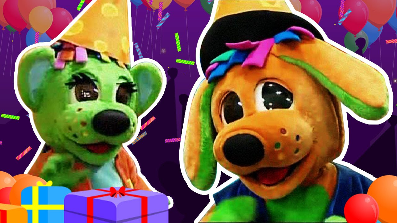 Nursery Rhymes And Kids Songs Puppy Party Day The