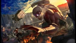 Repeat youtube video Shingeki no Kyojin OST 1 Attack on Titan (Armored Titan Music/Theme) Instrumental