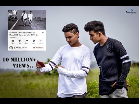 "Chura Liya Cover Feat Millind Gaba MusicMG & Dance Cover By ""RITIK & MADHAV"""