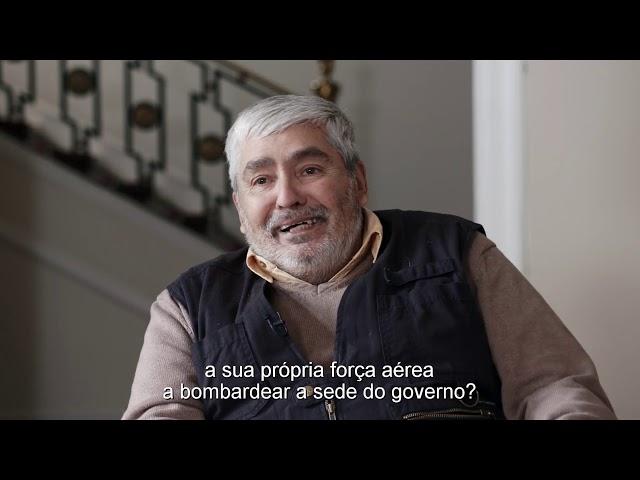 SANTIAGO, ITÁLIA - (Trailer legendado Portugal)