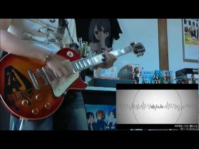 guitar-kagerou-days-hatsune-miku-itszeehere