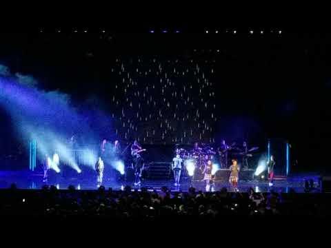 Janet Jackson-Opening/Medley Three Live Albuquerque 9/19/17