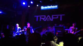Download TRAPT - CONTAIGOUS - TROUBADOUR - HOLLYWOOD - 03-30-13 MP3 song and Music Video