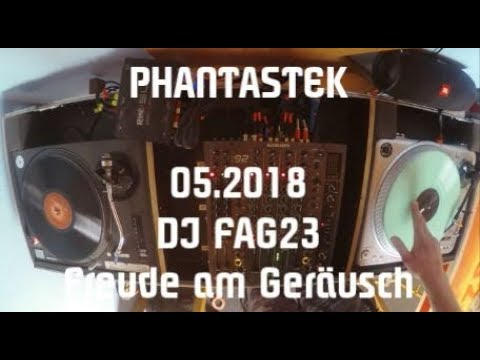 DJ FAG23 DJ-Mix - May 2018 - Studio-Mix with Selector Spinach + Hardtek/Hardcore/Frenchcore