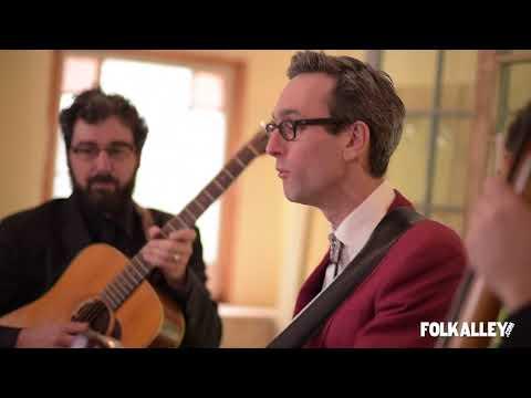David Myles Folk Alley Sessions: David Myles [VIDEOS]