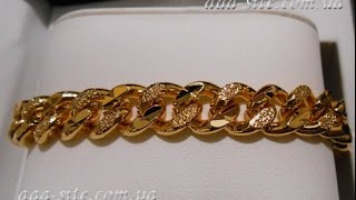 Купить браслет женский позолота: «Bm-107n1 // n2» от www.aaa-site.com.ua(, 2013-11-23T19:17:29.000Z)