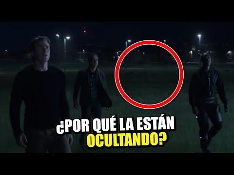 ¿YA LO SABEMOS? A QUIEN ESTÁN OCULTANDO EN EL TRAILER DE AVENGERS 4