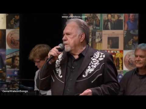 Gene Watson - Tonight The Bottle Let Me Down