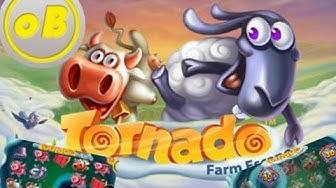 Tornado Farm Escape Casino Online Slot - Freespins and Highlights