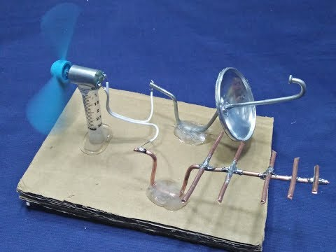Wireless Free Energy Device Signals New Technology Science Project | Electric Multi Works
