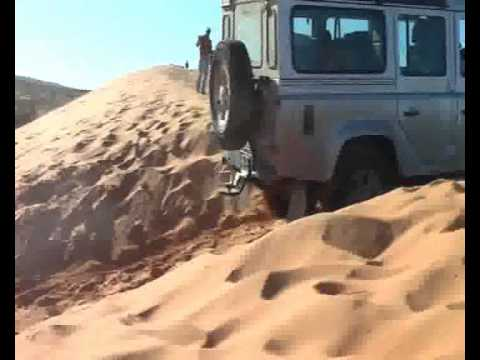 Defender vs Big Red.wmv