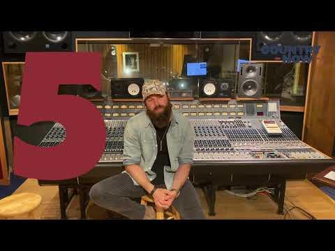 Jordan Davis Reveals 5 Fun Facts About His Self-Titled EP