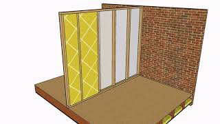 How to Soundproof a Stud Wall