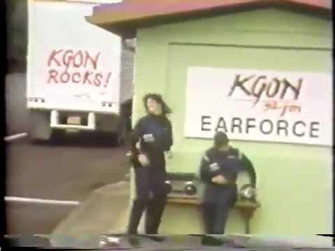92 FM KGON Radio And Unnatural Disco - Portland, OR Memories