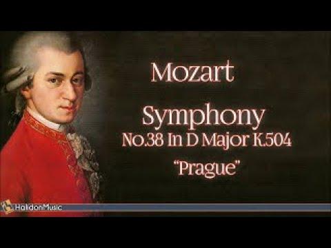 "Mozart: Symphony No. 38 in D Major, K. 504 ""Prague"" | Classical Music"