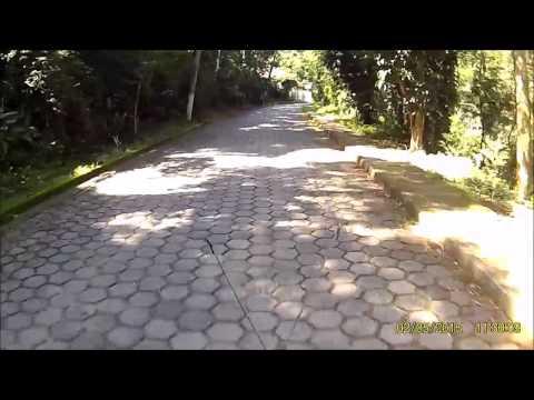 Subindo o Parque da Cidade - Niterói