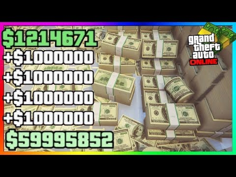 TOP *FOUR* Best Ways To Make MONEY In GTA 5 Online | NEW Solo Easy Unlimited Money Guide/Method 1.45 thumbnail